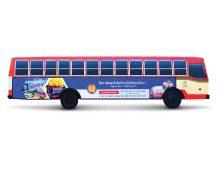 menu: Bus media - โฆษณาติดรถเมล์